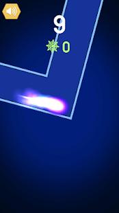 Zig Zag Neon Ball - náhled
