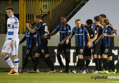 Bruges rejoint le Standard en finale pour un remake de 2007