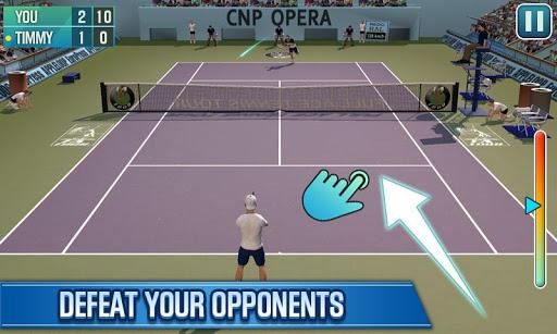 Tennis Champion 3D - Virtual Sports Game cheat hacks