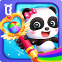 Baby Panda's Magic Drawing icon