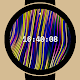 Circle Strata Watch Face - Colorful lines movement (app)