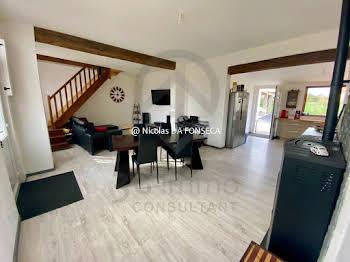 Maison 4 pièces 95,4 m2