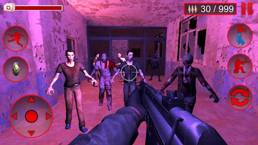 Death Zombie Invasion : Survival 3D  screenshots 2