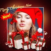 Merry Christmas Photo Collage Maker FREE 3D