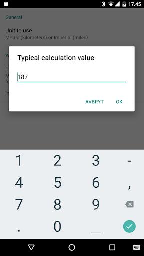 TypicalCalc Screenshot