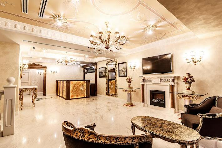 Фото №8 зала Арт-отель «Александровский»