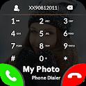 My Photo Phone Dialer: Photo Caller Screen Dialer icon