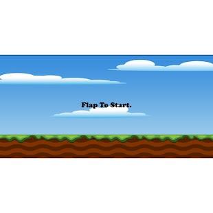Flappy Brain - náhled
