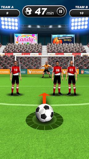 3D REAL Freekick Football