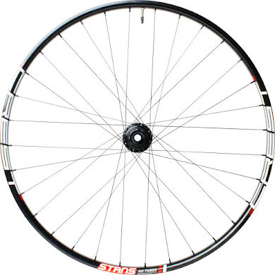 "Stans No Tubes Crest MK3 Wheelset: 24"" 15x100mm Front, 12x142mm Rear, 6-Bolt Disc, Shimano Freehub alternate image 0"