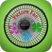 Brookstone® Picture Fan