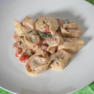 Spinach Cheese Tortellini Sauce Recipes.