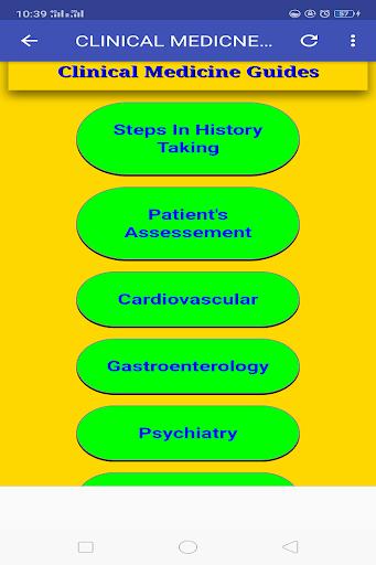 Clinical Medicine & Surgery screenshot 3
