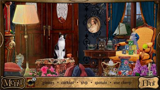 Sherlock Holmes game : Spot the hidden object  screenshots EasyGameCheats.pro 1