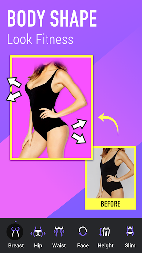 Body Editor - Breast Enlarger, Body Shape Editor for PC