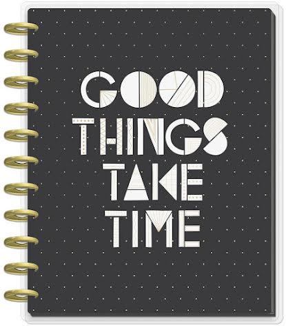 Me & My Big Ideas BIG Happy Planner - Black & White