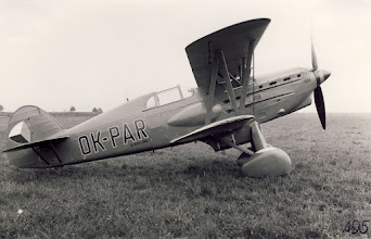 Photo: Avia B-534.195 / OK-PAR  Ivo Pujman