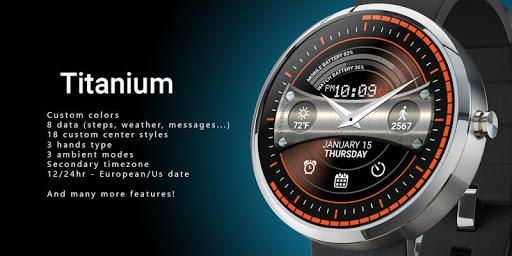 Titanium watch face apk download apkpure co