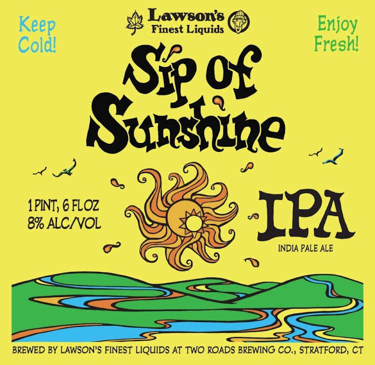 Logo of Lawson's Finest Liquids Sip Of Sunshine