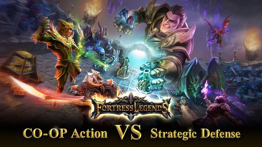 Fortress Legends screenshot 1