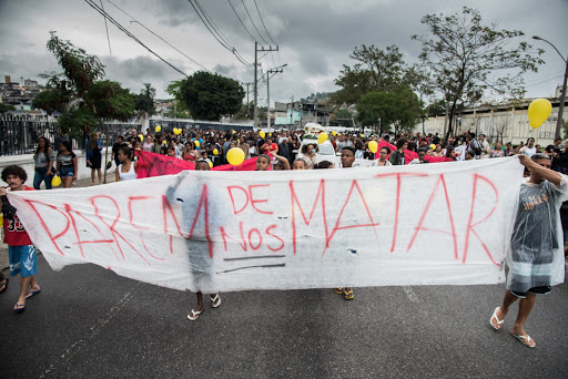 From Mourning to the Supreme Court: Favela Voices Demand Reduction of Police Lethality