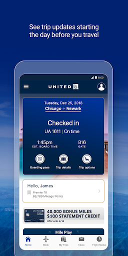 United Airlines 3.0.2 app download 1