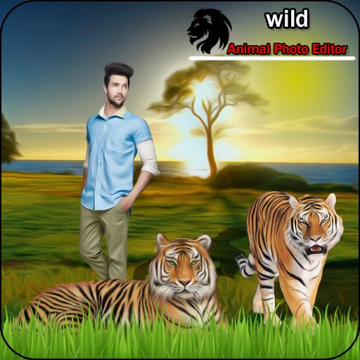 App Insights Wild Animal Photo Editor Apptopia