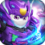 Superhero Robot: Hero Fight - Offline RPG Icon
