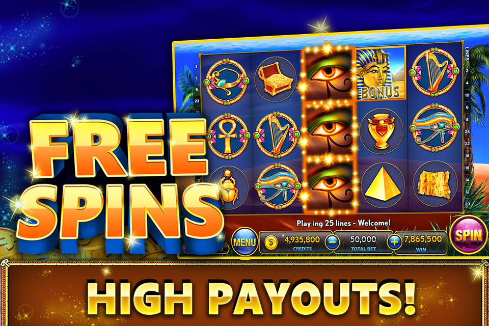 pharaoh 3d slots machines games free