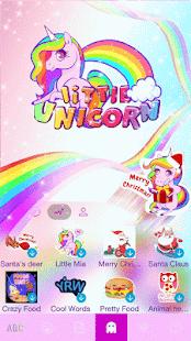Little-Unicorn-Kika-Keyboard 4