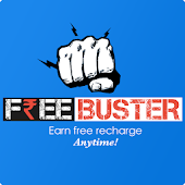 Free Buster - Mobile Recharge