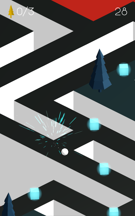 Oliway: Labyrinths Free- screenshot