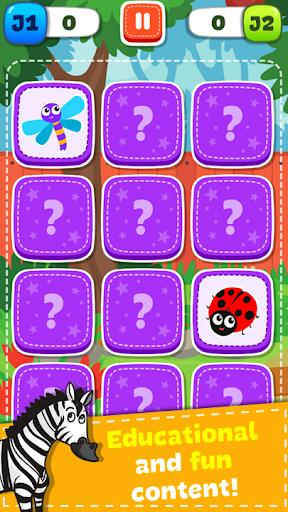 Match Game - Animals screenshots 7