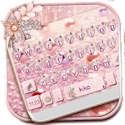 App Diamond Pearl Heart Keyboard Theme APK for Windows Phone