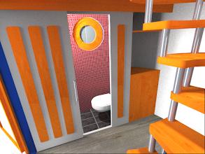 Photo: Veloform Media bboxx Hoteltower: optional mit WC/ Dusche im Erdgeschoss