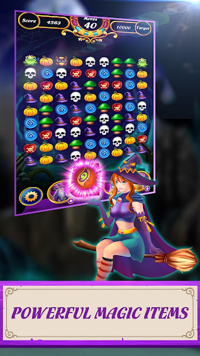 Magic Jewels 2: New Story Match 3 Games  screenshots 3