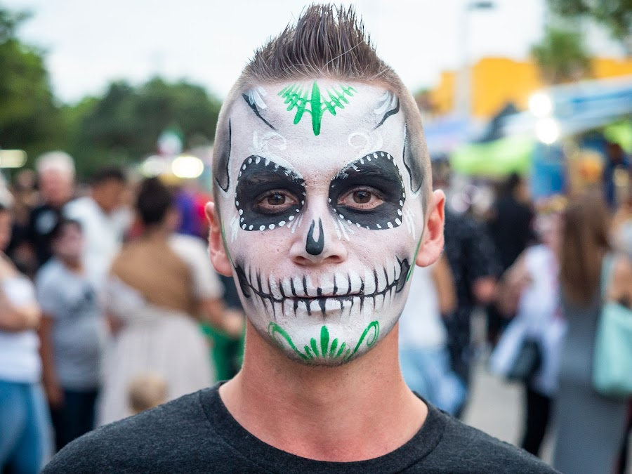 South Florida Filmmaker Florida Day Of The Dead Celebration In