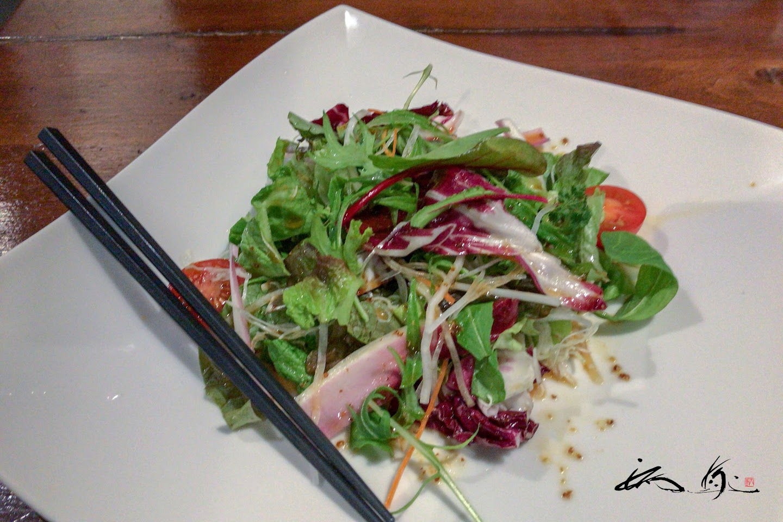 十品目の野菜サラダ