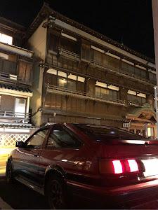カローラレビン AE86 S62年 GT-Vのカスタム事例画像 かぼちゃままさんの2018年12月10日23:26の投稿