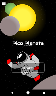 Pico Planets- screenshot thumbnail