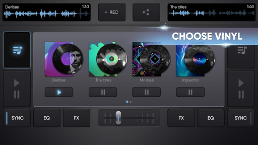 DJ Mix Effects Simulator apkmr screenshots 5