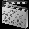 Deleted Videos Restore : Recover Data Lost Clips icon