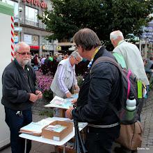 Photo: Dipl.-Ing. Frank Schweizer kandidiert im Wahlkreis Stuttgart I bei der Bundestagswahl für die Netzwerke,   der von Stuttgart 21 betroffenen Anwohner http://www.bei-abriss-aufstand.de/2013/07/25/presseerklarung-der-anwohner-netzwerke-bundestagskandidaten