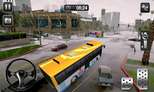 Real Coach Bus Simulator 3D 2019 screenshots 1
