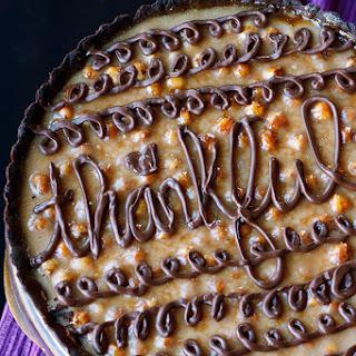 Caramel Hazelnut Tart