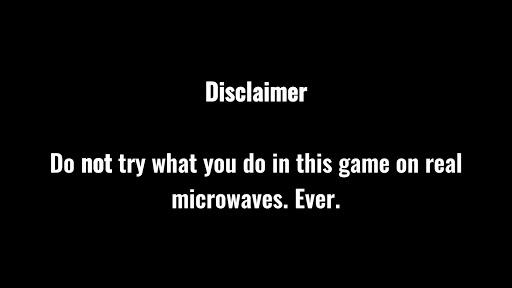 Télécharger Microwave Game – Microwave Simulation + Storyline! apk mod screenshots 1