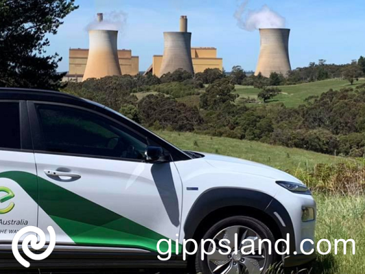 The ageing Yallourn power station is due for early closure on 2028