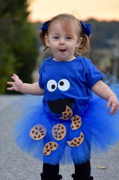 Cookie Monster or Elmo