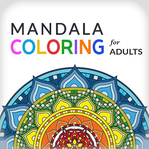 Mandala Coloring For Adults Google Playde Uygulamalar