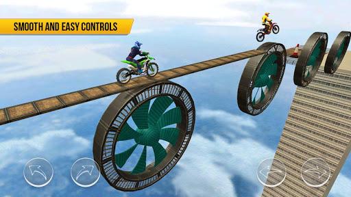 Bike Stunt Master  captures d'u00e9cran 9